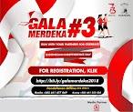 GALA Merdeka #3 Fun Run • 2018