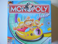 Monopoly Junior, Parker