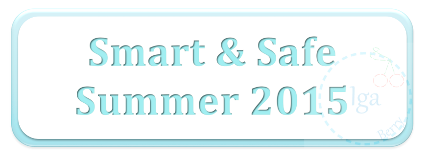 Smart & Safe Summer 2015 Iga Berry Logo