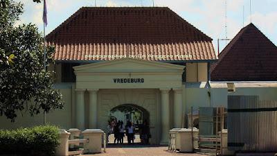 Museum Benteng Vredeburg Yogyakartas.
