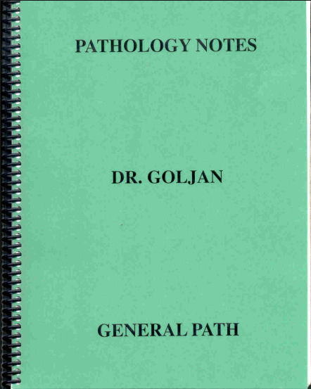 GOLJAN - General Pathology Notes[PDF]