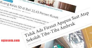 Begini Potret Pembangunan Pendidikan di Timur Indonesia Saat Ini