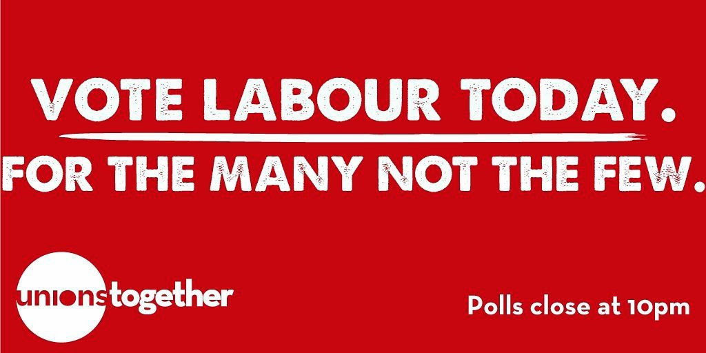 Johns labour blog vote labour today for the many not the few vote labour today for the many not the few spiritdancerdesigns Images