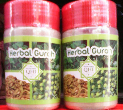 HERBAL BUBUK GURAH