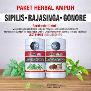 Alamat Agen Obat Herbal Sipilis De Nature di Serang Banten