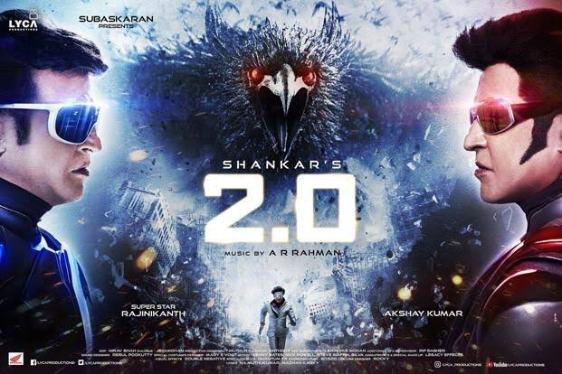 2 0 Hindi Second Week Box Office Collection, Its Good!