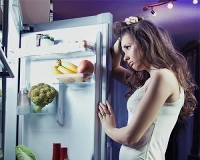 Giảm cân an toàn bằng cách không ăn đêm