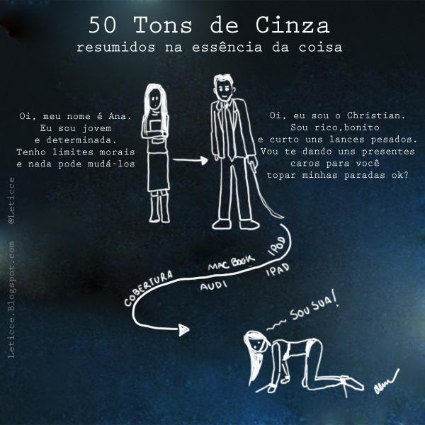 Tag Frases Engraçadas 50 Tons De Cinza