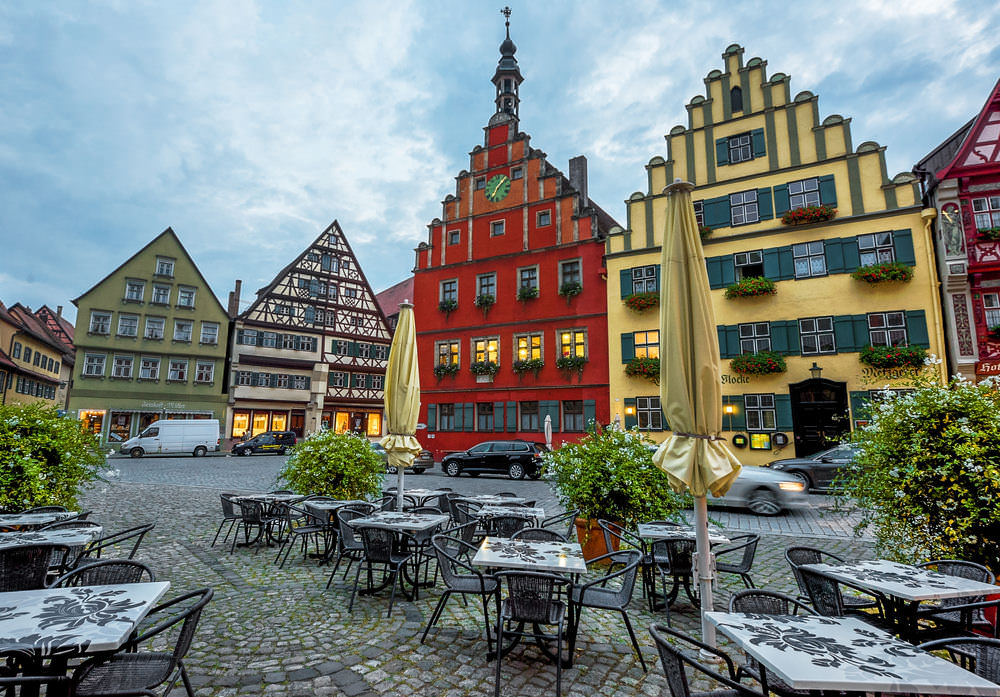 10 Breathtaking Towns In Germany - Dinkelsbuhl