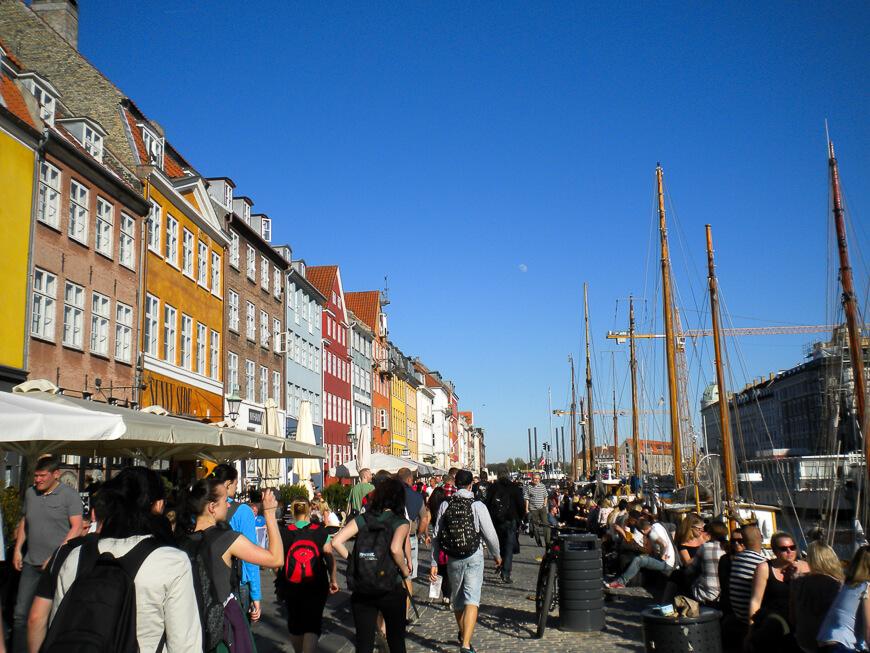 Kopenhaga co zwiedzić