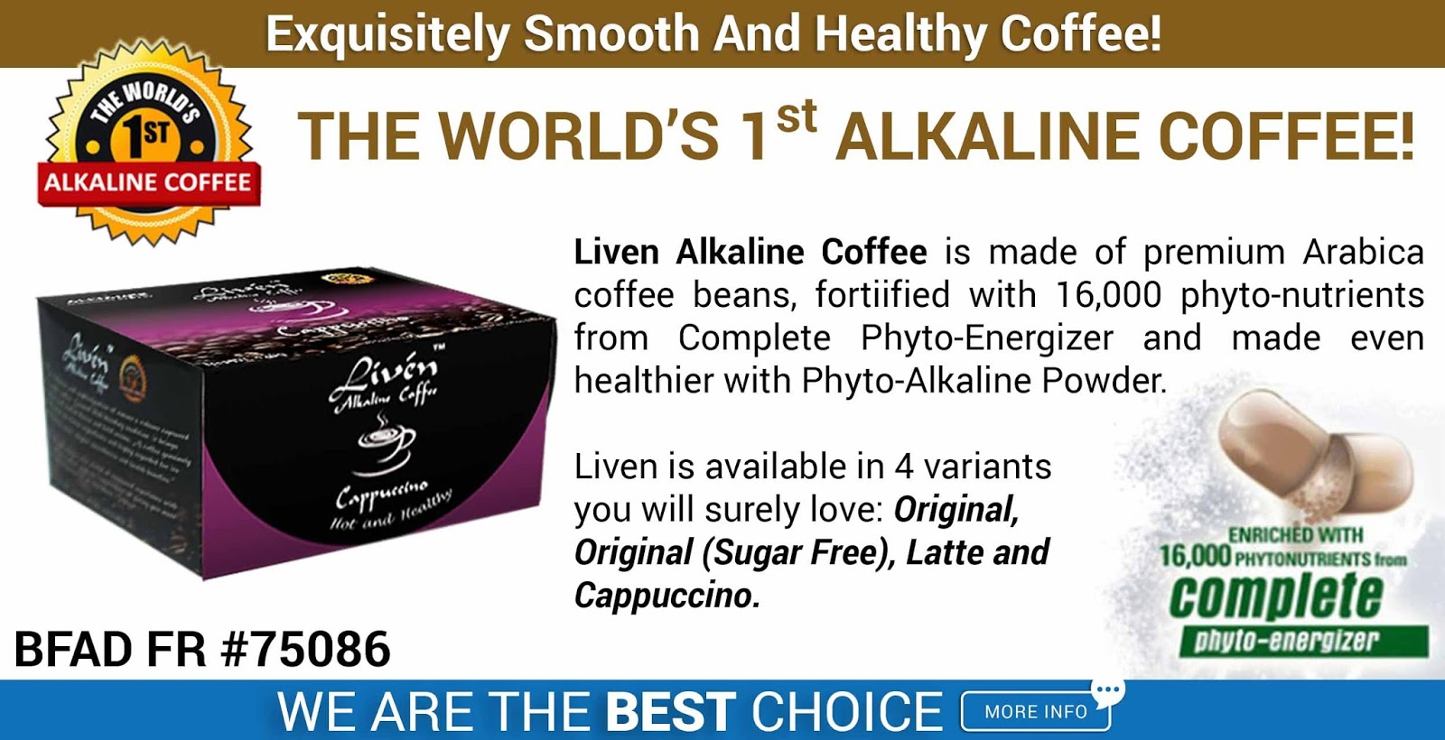 Coffee Arabica Benefits Alliance In Motion Global Inc South Korea