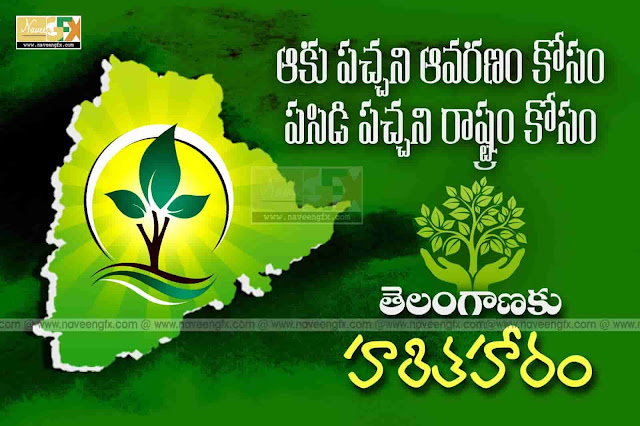 Green Brigades for Planting, Protection, Maintenance of saplings planted during THH Programme