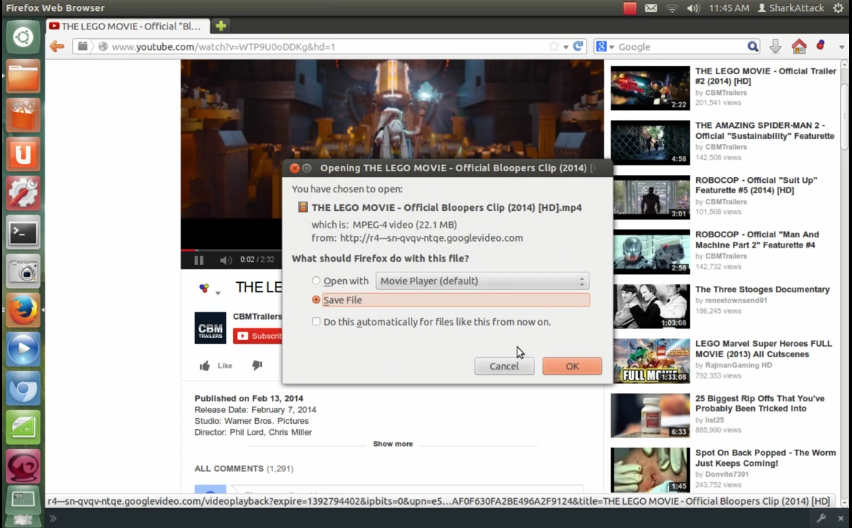 How to download Youtube Video on Firefox  2 tips and tricks (easyway