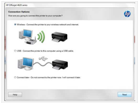 How to Setup Hp Officejet 4620 Wireless Printer