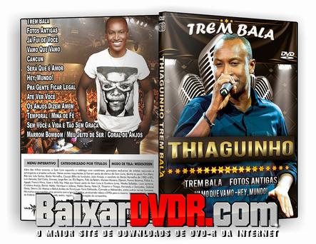 THIAGUINHO Trem Bala (2017) ISO