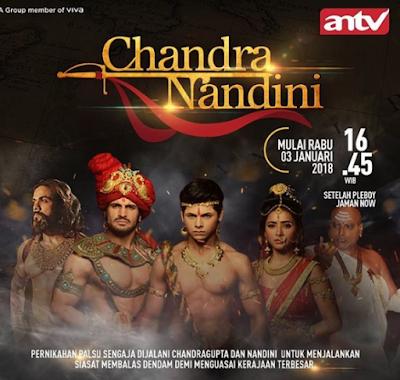Daftar Nama dan Biodata Pemeran Chandra Nandini ANTV Terlengkap