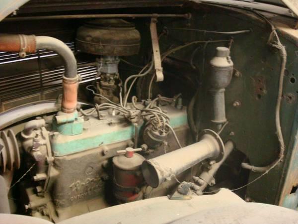 1937 White Truck Auto Restorationice