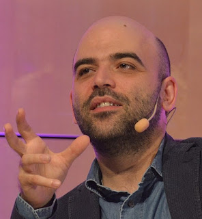 Roberto Saviano has lived under police guard since writing his groundbreaking Mafia exposé, Gomorrah