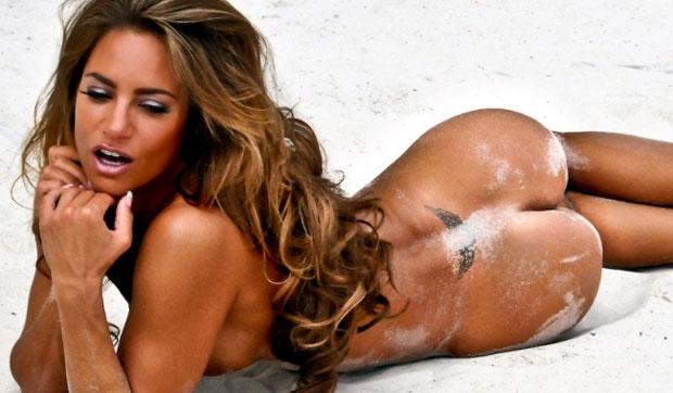 Jennifer Nicole Lee, Completamente Desnuda Foto 1