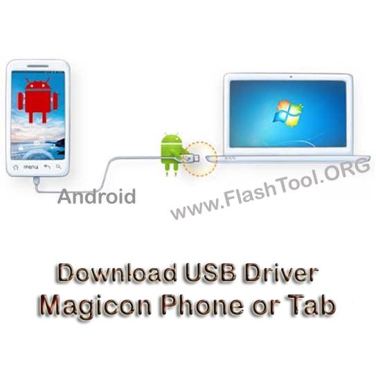 Download Magicon USB Driver