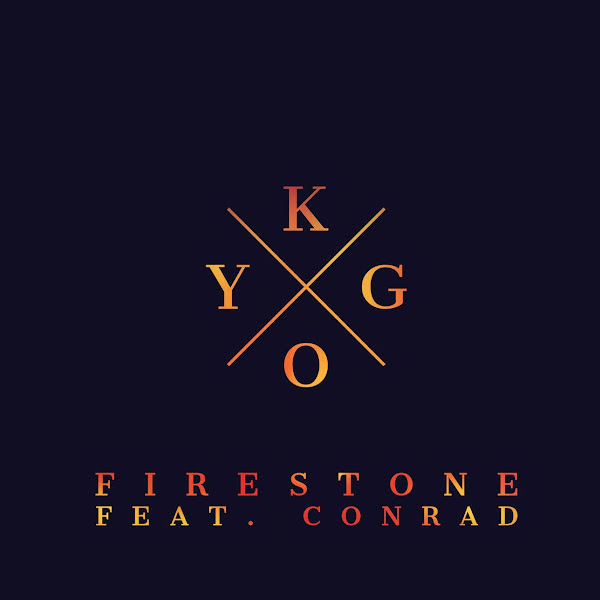 Kygo - Firestone (feat. Conrad) - Single Cover