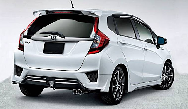 2017 Honda FIT Turbo Engine