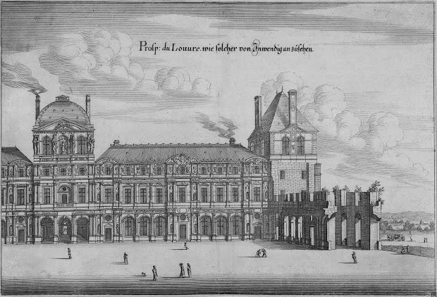 Mexichino Louvre In Paris Lemercier & Pavillon