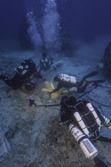 Antikythera survey fails to find more parts of ancient computer