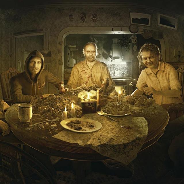 Resident Evil 7 Wallpaper Engine