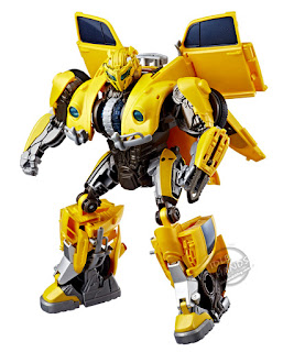 Hasbro Transformers Bumblebee Movie Power Charge Bumblebee