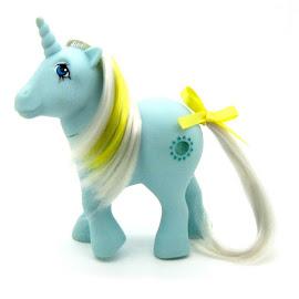 My Little Pony Sole Year Two Int. Unicorn Ponies I G1 Pony