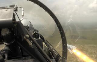 Запуск AGM-65 с Ф-16