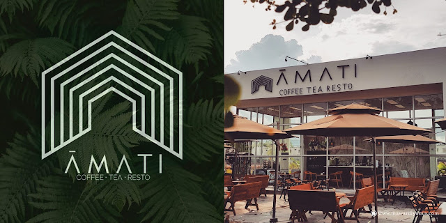 LEPAK DI AMATI COFFEE TEA & RESTO BATAM