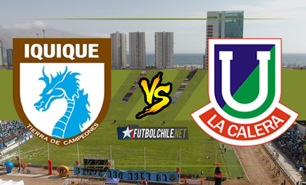 Deportes Iquique vs Unión la Calera - 12:00 h – Primera División – 18/02/18