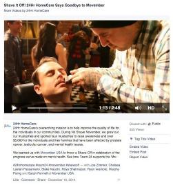Sharing Videos On Facebook