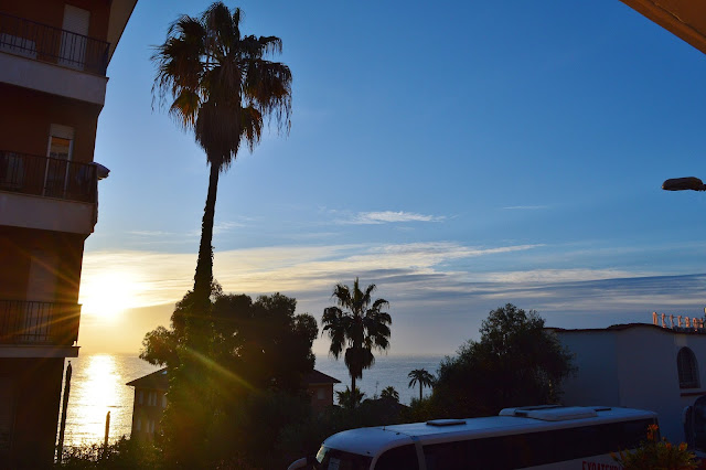 Italy Sunrise