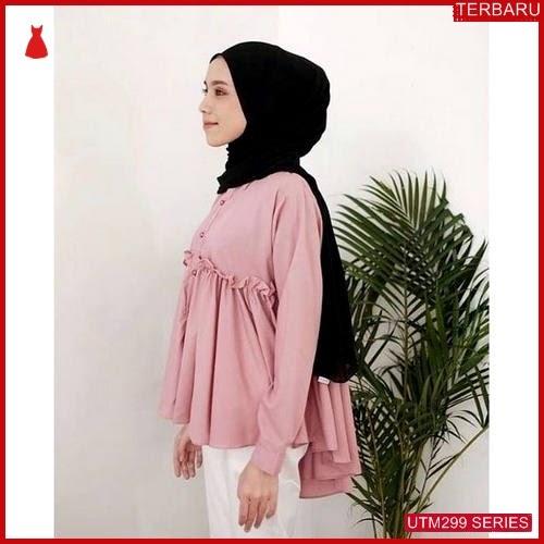 UTM299F57 Baju Fidele Muslim Atasan UTM299F57 12B | Terbaru BMGShop