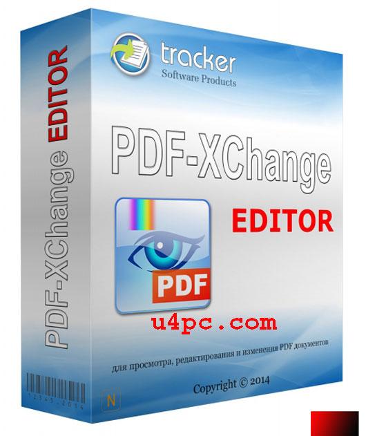 PDF-XChange Editor Plus 7.0.323.2 Crack [Keygen & Portable] Download