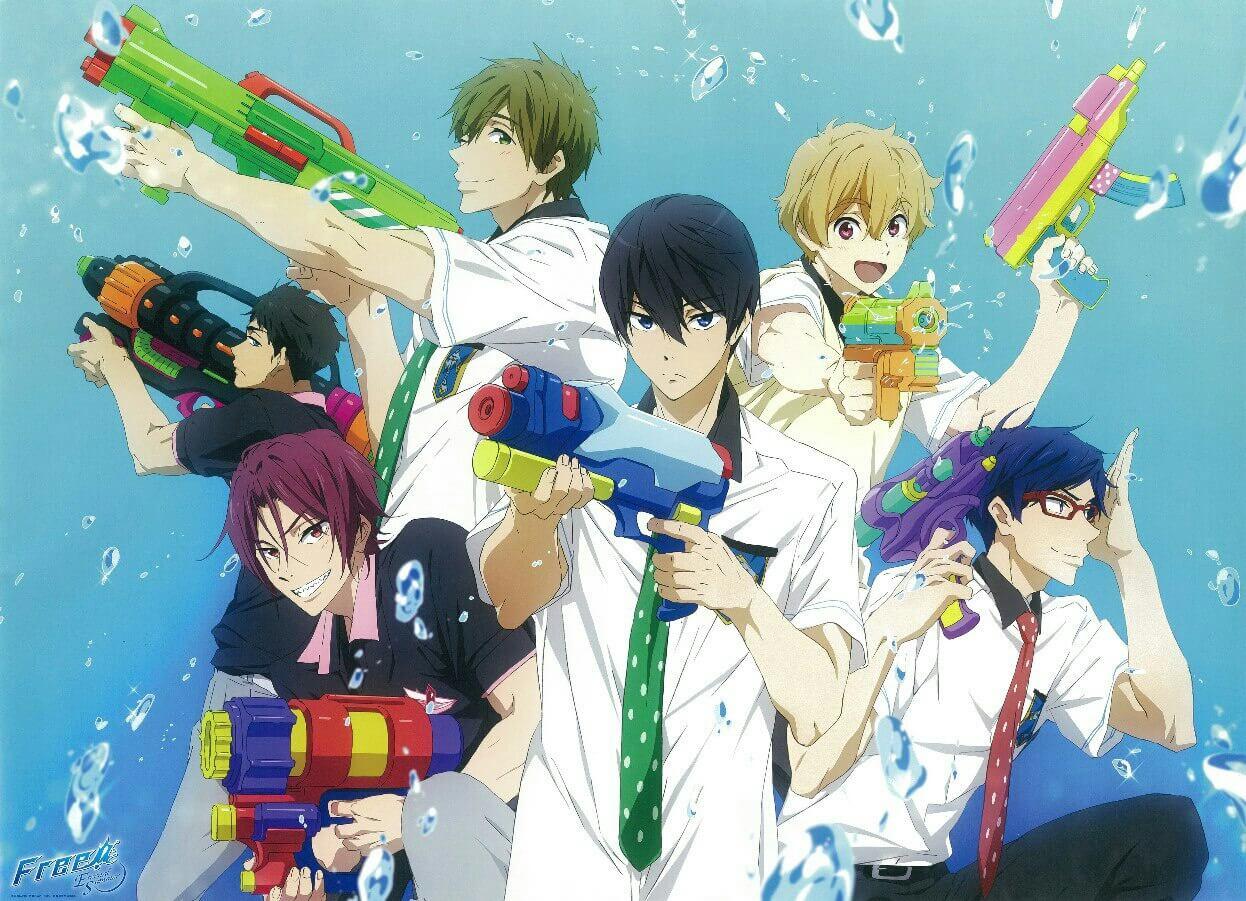 Download OST Opening Ending Anime Free Eternal Summer 2nd Season Full Version