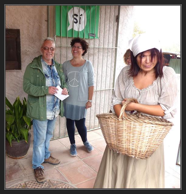 CASTELLBELL I EL VILAR-PINTURA-PREMIS-CONCURS-ALCALDESSA-FESTA-RESISTENTS-FOTOS-ARTISTA-PINTOR-ERNEST DESCALS-
