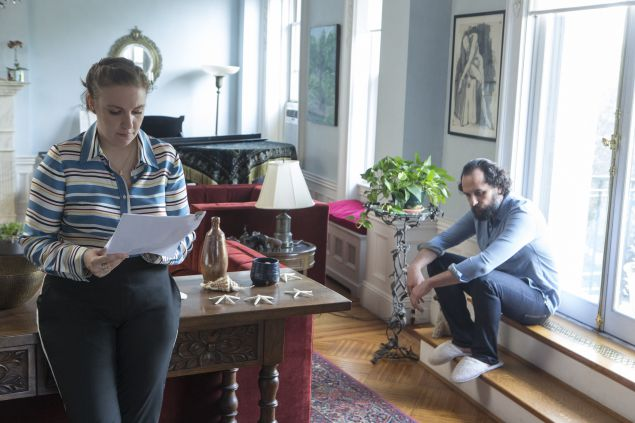 "6x03 ""American Bitch"" de 'Girls'"