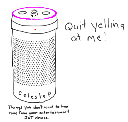 quit yelling