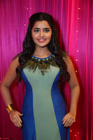 Anupama Paramesvaran in beautiful Sleeveless Gown at Zee Telugu Apsara Awards 2017 09.JPG