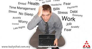 Keburukan Stres