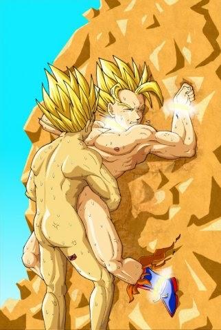 Sexy Goku Vegeta Naked Jpg