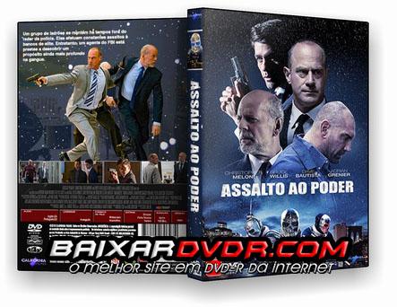 Assalto Ao Poder (2016) DVD-R Oficial