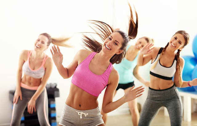 Best Exercises To Do To Reduce Stress And Anxiety - Zumba