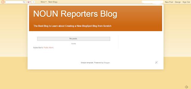 NOUN Portals Blog
