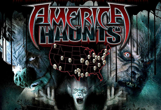 America Haunts - Facebook Banner