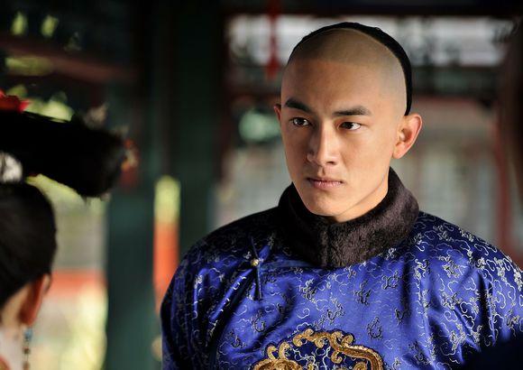 Lin Gengxin in c-drama Scarlet Heart aka Bu Bu Jing Xin